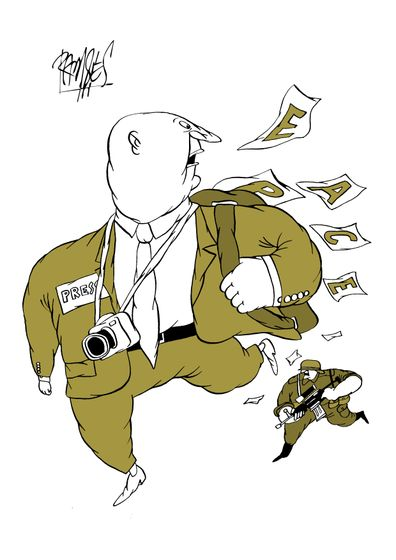 Ilustração Ramses Morales Izquierdo