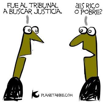 justiça duas PPV pobre rico Kike Estrada