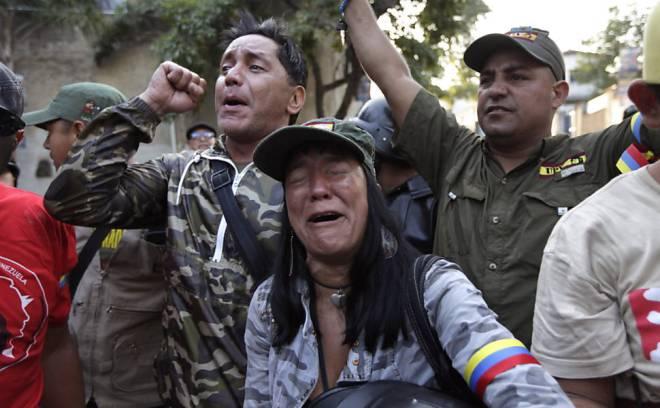 El fallecimiento de Chávez fue devastador para los venezolanos
