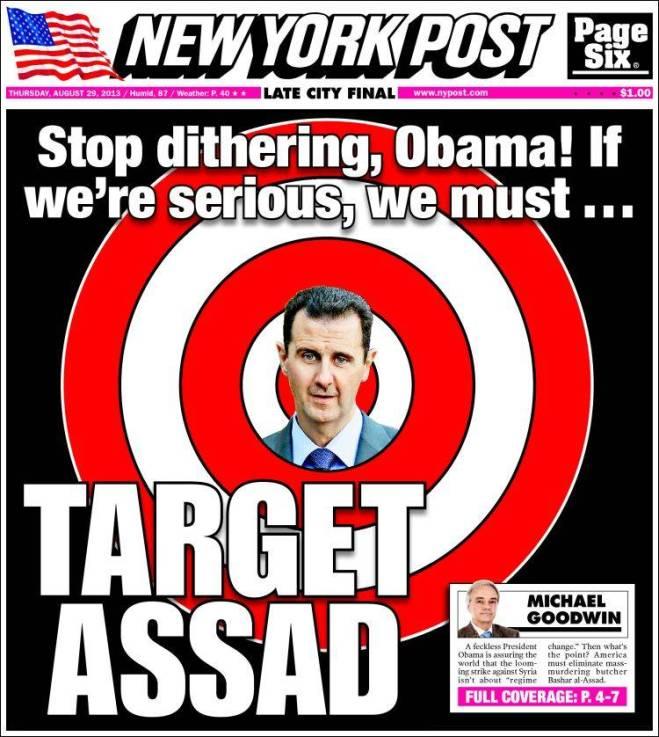 newyork_post. Síria
