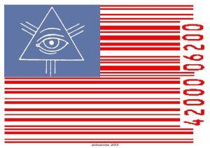 NSA of America, by Miguel Villalba Sánchez (Elchicotriste)