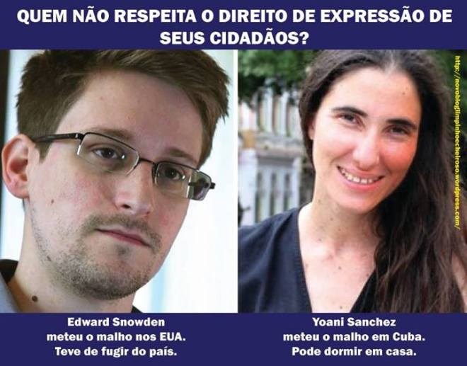 sam blogueiro censura liberdade