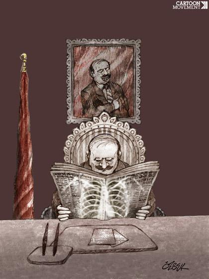 Ilustração Eray Özbek