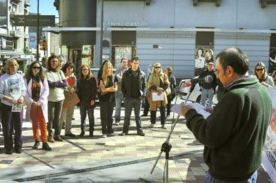 movilizacion y juzgado - 07/08/2013 - andres Franco