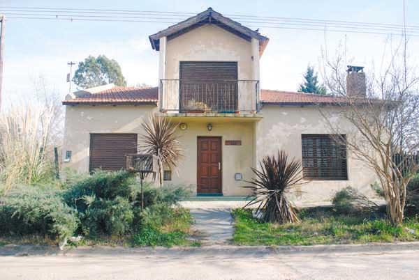 A casa do pastor onde a menina vivia prisioneira