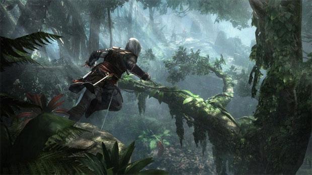 Floresta tropical também pode ser cenário em Assassin's Creed
