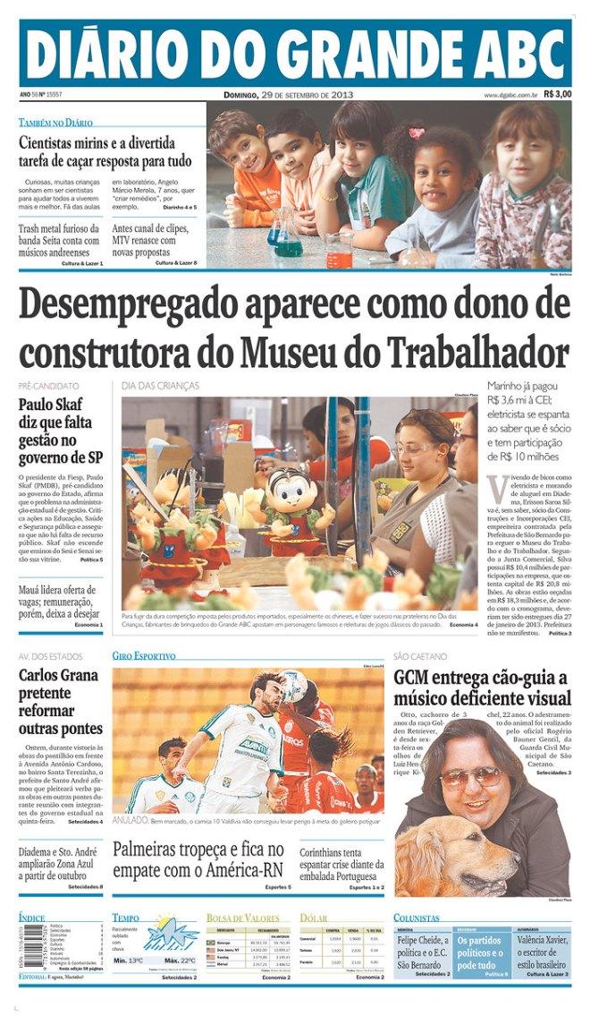 BRA_DGABC corrupção prefeito museu trabalhador