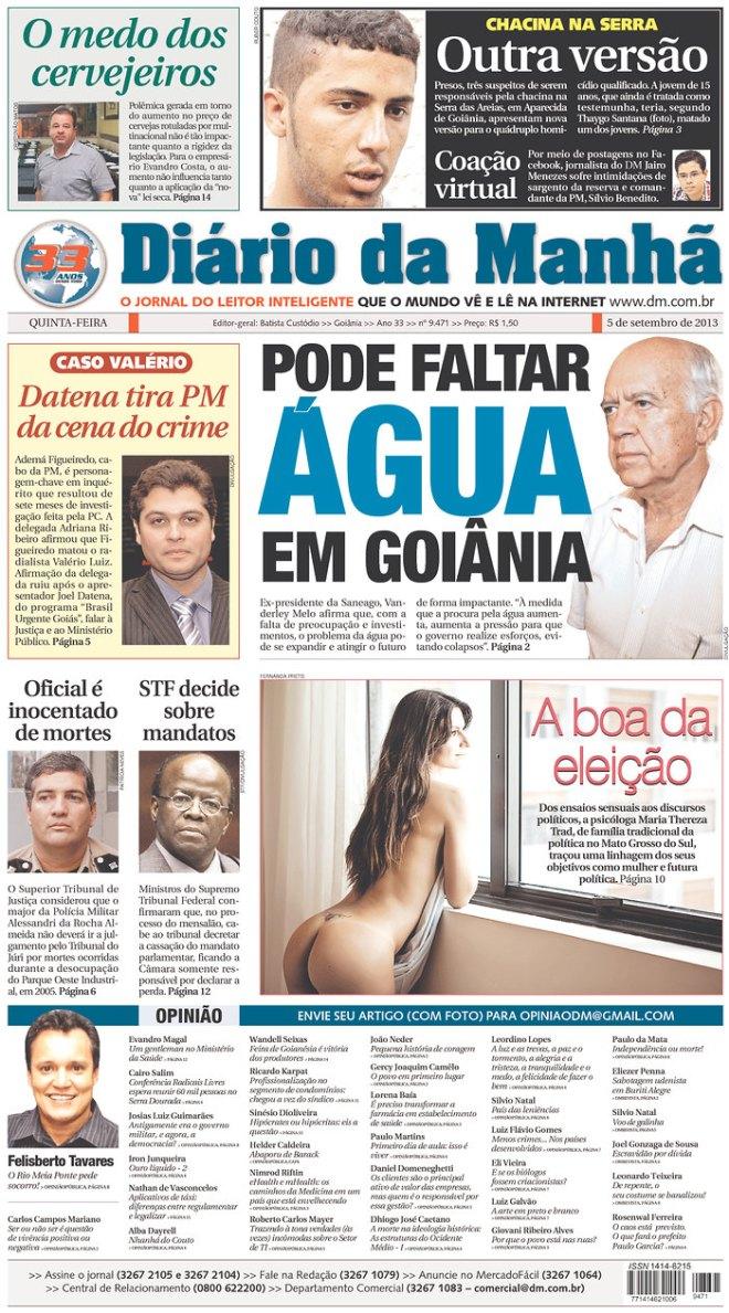 BRA^GO_DDM água Goiânia