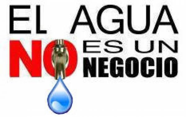 água negócio privatização