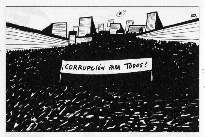 corrupção geral todo povo