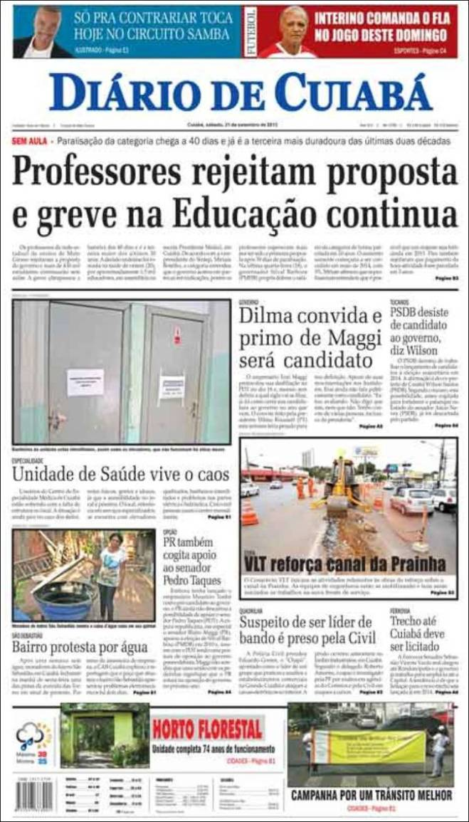 diario_cuiaba. professor greve 40 dias greve