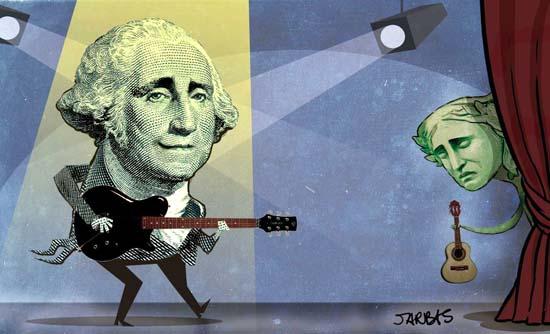 dinheiro rock