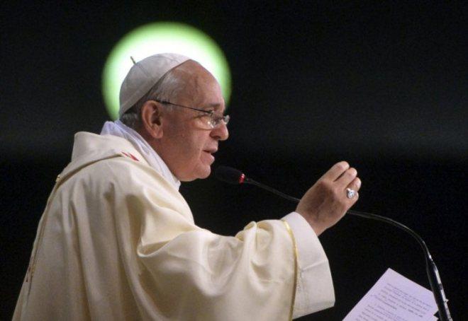 Francisco deu a sua primeira grande entrevista ao fim de seis meses de papado REUTERS