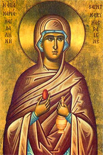 Maria Madalena era a discípula mais amada por Jesus