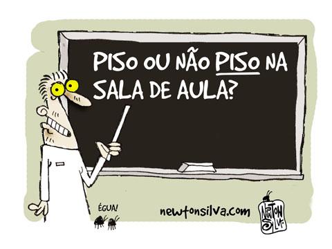 professor salário piso