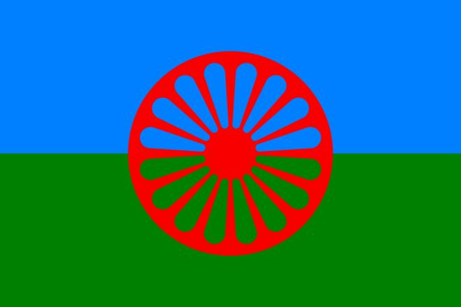 Bandeira dos ciganos