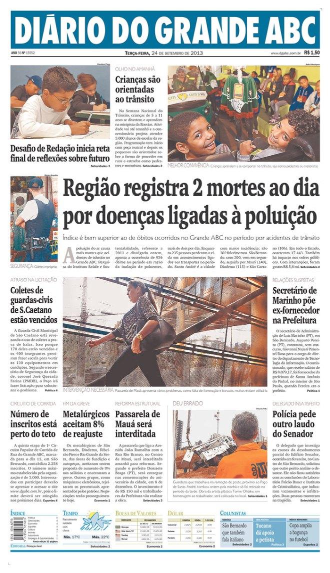 BRA_DGABC Santo André poluição