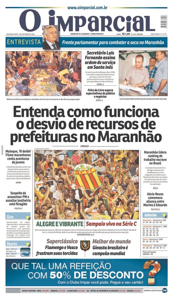 BRA^MA_OI prefeituras prefeito ladrão Maranhão