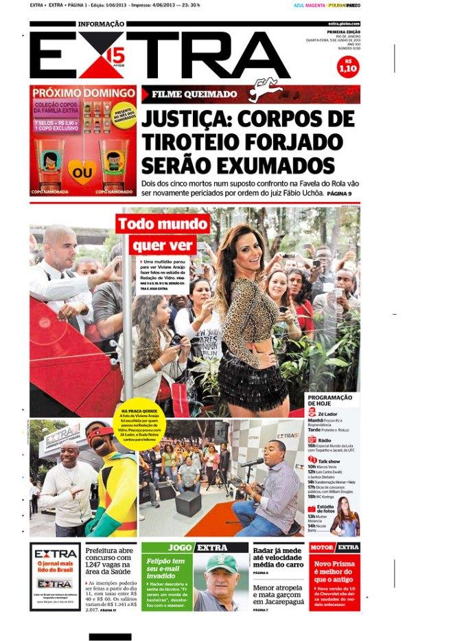 BRA^RJ_EX Rio de Janeiro polícia chacina