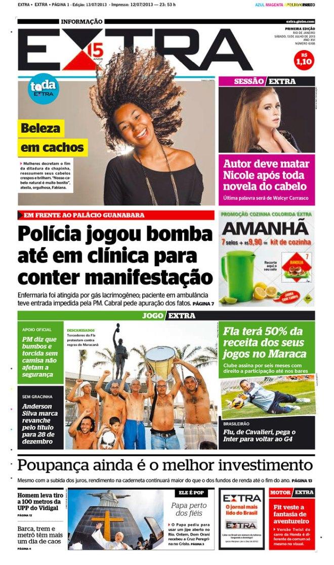 BRA^RJ_EX Rio de Janeiro polícia Sérgio Cabral