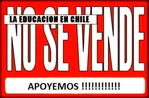 chile educ indignados