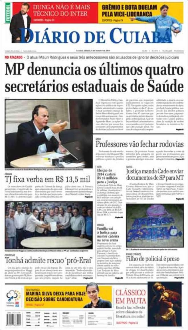 diario_cuiaba. saúde