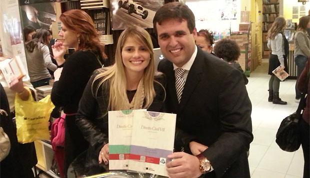 A advogada Mysheva Ferrão Martins