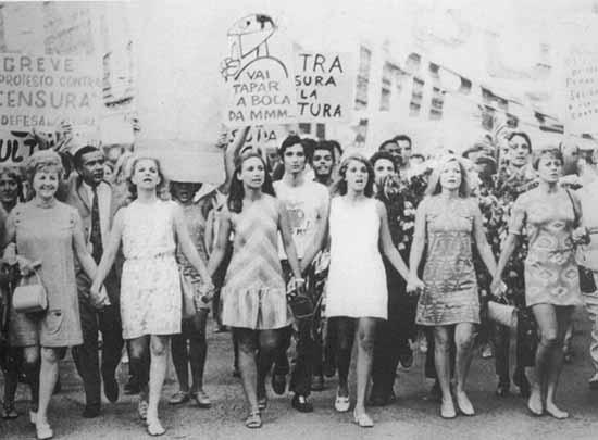 Marcha dos Cem Mil, 1968