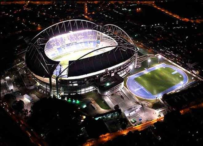 Estádio Engenhão, Rio de Janeiro