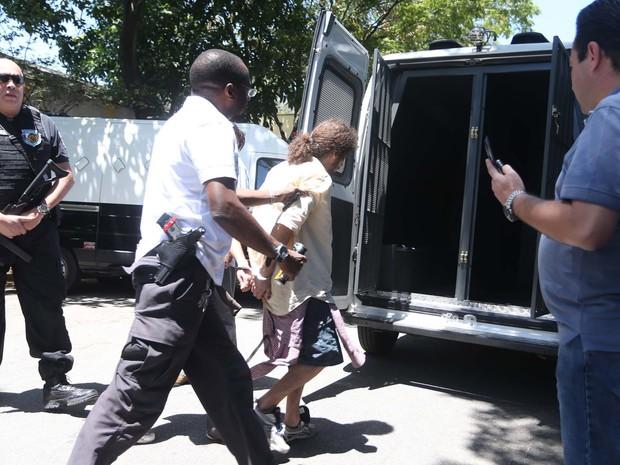 """Estudante """"vândalo"""", """"terrorista"""", """"bandido"""", """"quadrilheiro"""", membro de perigosa """"facção criminosa"""", preso pela mansa  polícia de Alckmin"""