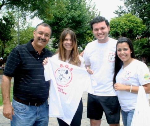 Campanha S.O.S., com o prefeito de São Roque
