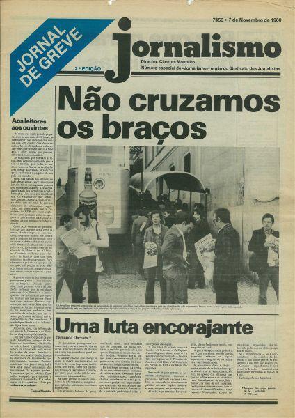 Jornal do Sindicato dos Jornalistas de Portugal