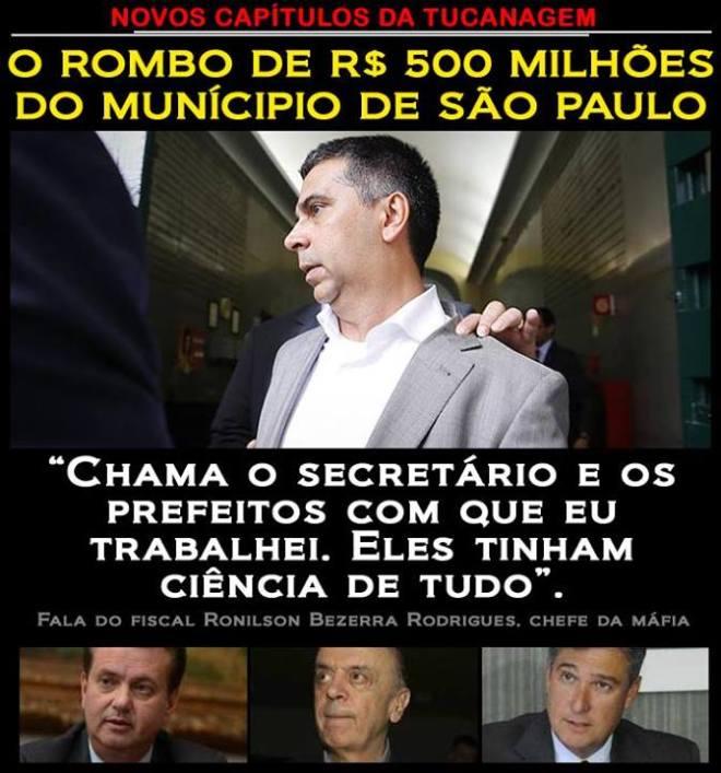 mafia fiscais