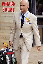 Marcos Valério começou com o presente de duas agências: dadas pelo vice-governador de Minas e o sobrinho do vice-presidente da República. Cara de sorte