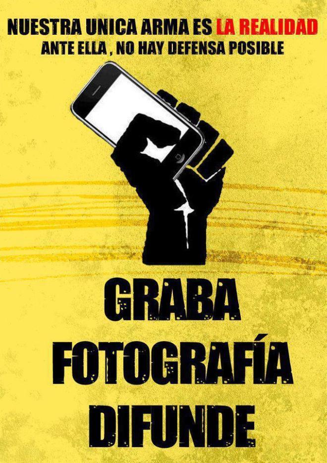 polícia fotografia greve geral