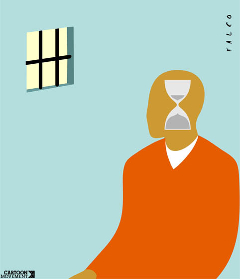 preso justiça espera Alex Falco