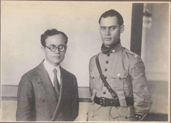 José Américo e Juarez Távora
