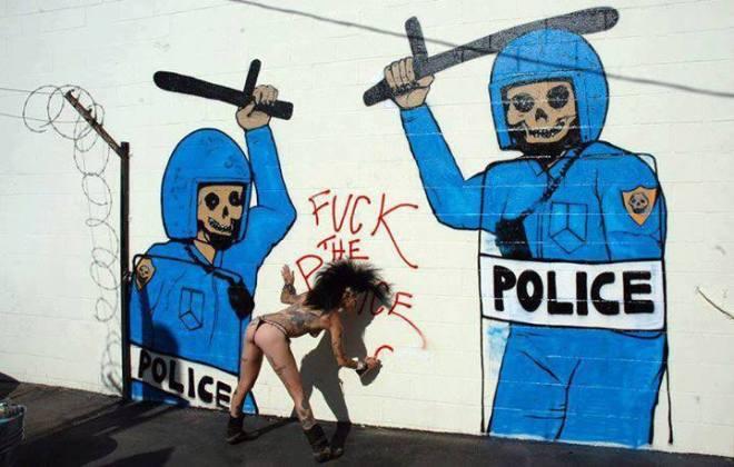 polícia funk