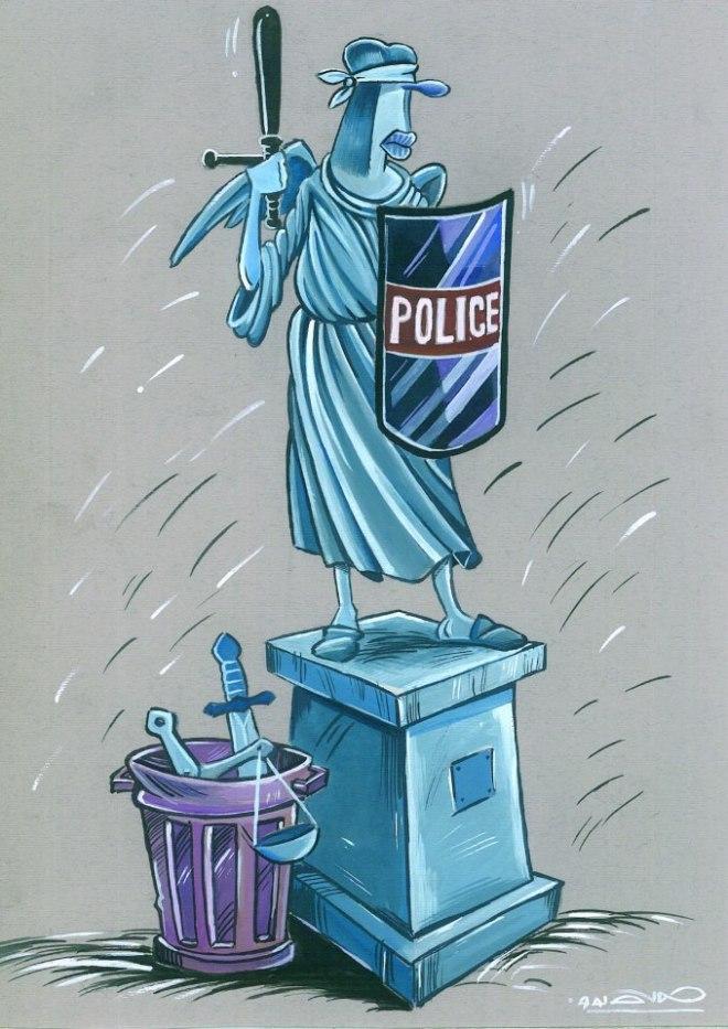 polícia justiça