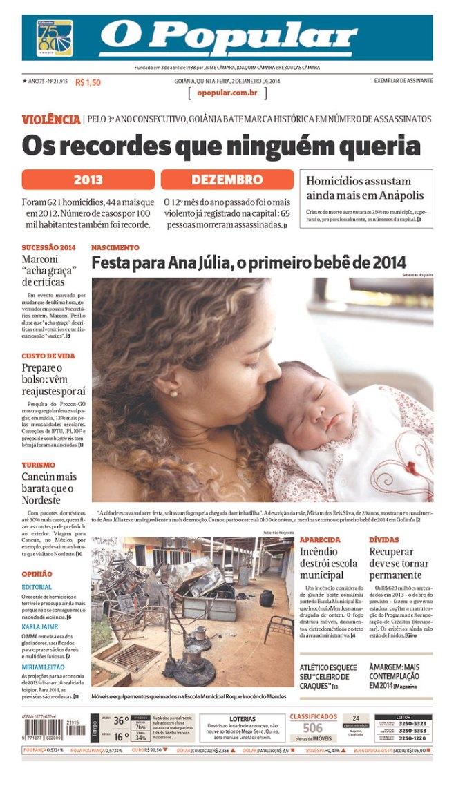 BRA_OP morte violência Goiânia