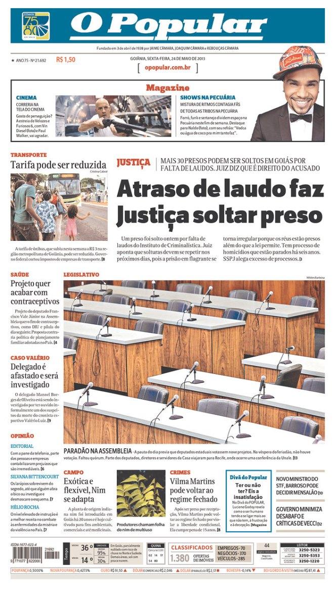 BRA_OP políicia de Goiás parada , assembléia parda,