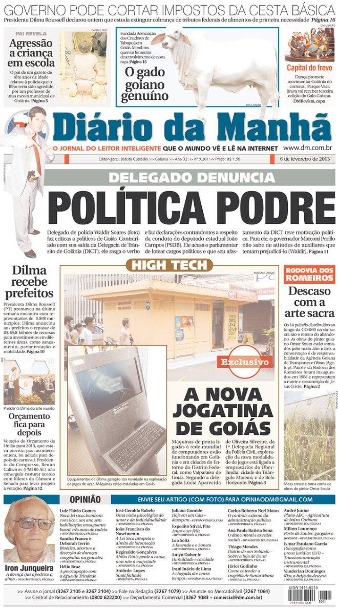 BRA^GO_DDM jogo em Goiás