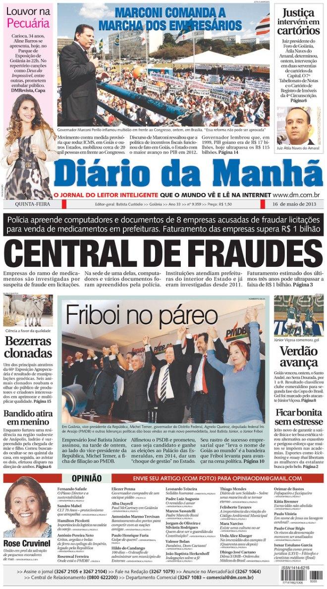 BRA^GO_DDM licitação fraude Goiania