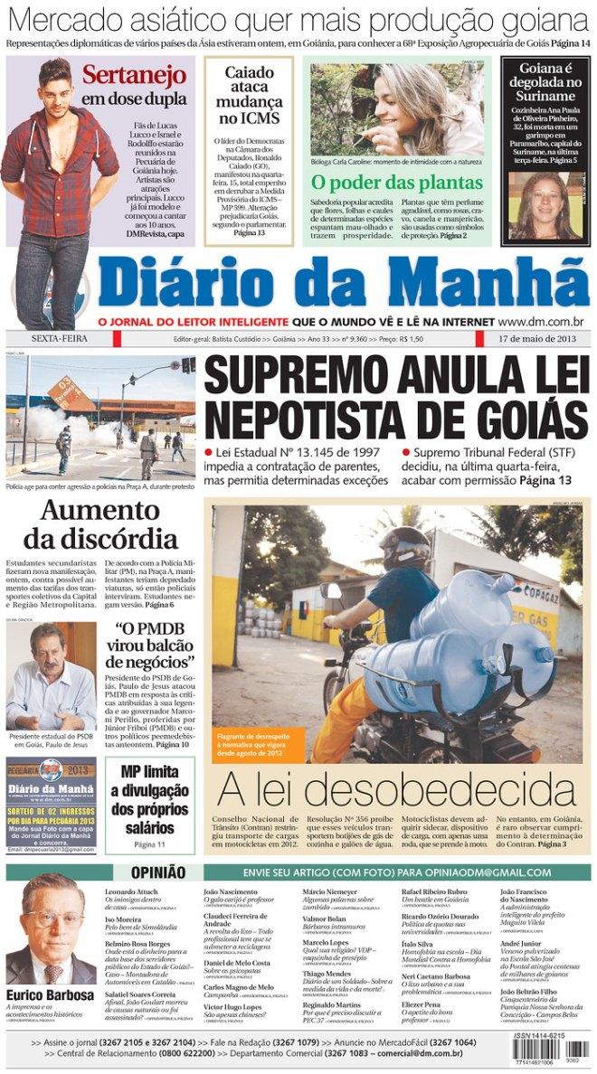 BRA^GO_DDM nepotismo Goiás