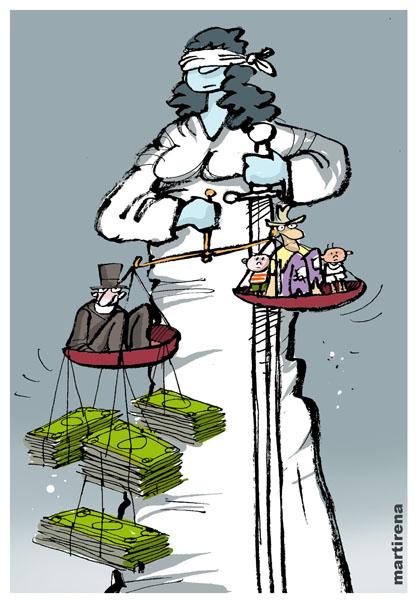 justice justiça balança peso
