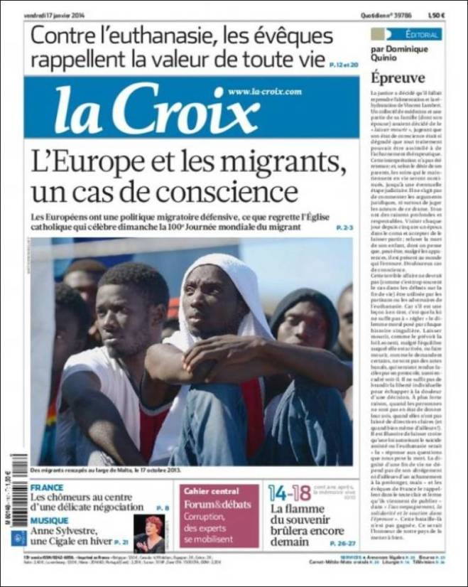 lacroix. emigrante França