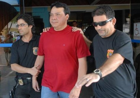 Prefeito Adail Pinheiro preso. Já pediram habeas corpus