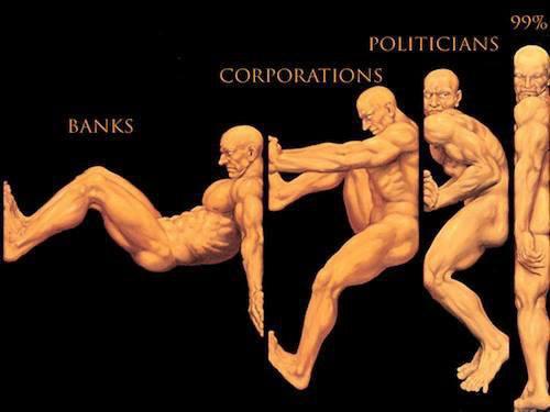 banco rico pobre
