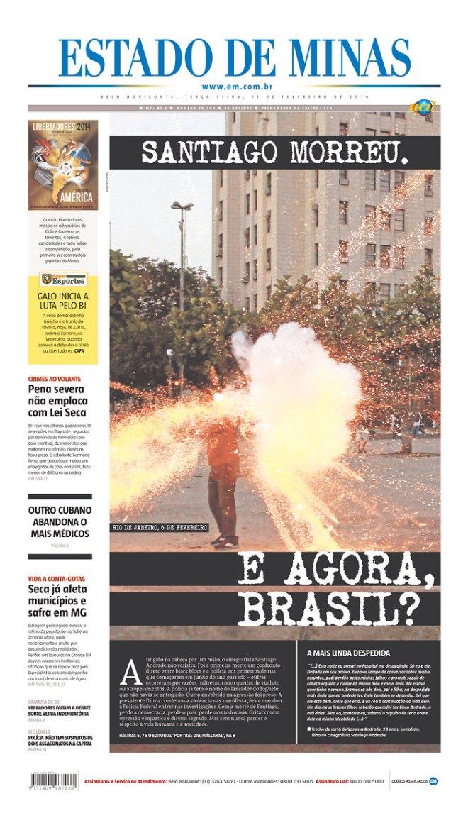 BRA^MG_EDM cinegrafista e agora Brasil