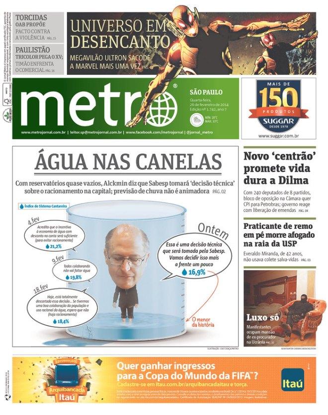 BRA^SP_METSP sao paulo sem água